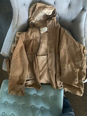 Ad Ebay Mcalister Wading Waterfowl Jacket Size L In 2020 Jackets Waterfowl Military Jacket