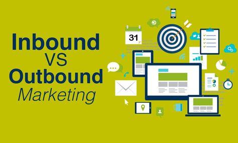 Inbound vs Outbound Marketing - Résonance, Agence de communication à Carcassonne