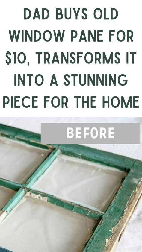 Diy Home Furniture, Recycled Furniture, Furniture Projects, Diy Home Decor, Diy Projects To Try, Home Projects, Old Window Panes, Diy Home Repair, Creative Decor