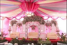 harga dekorasi tenda pernikahan di rumah sederhana