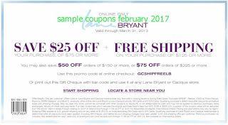 free Lane Bryant coupons february 2017   Free Printable Coupons ...