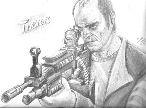 Trevor Philips Gta V Gta Trevor Philips Gta 5