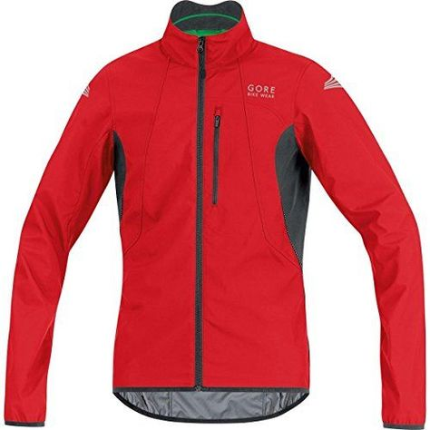 Men s Cycling Jackets - GORE BIKE WEAR Mens Element Wind Stopper Active Shell  Jacket    You can find out more details at the link of the image. bd8dadf4f