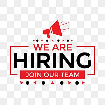 We Are Hiring Background Vector Design We Are Hiring Png Images We Are Hiring Vector Were Hiring Png Png And Vector With Transparent Background For Free Down In 2021 We Are