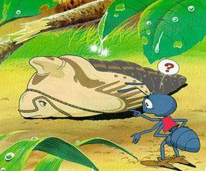 Cerpen Anak Bergambar Cerita Pendek Kancil Ulat Dan Semut Di Tepianan Sungai Di Tepi Hutan Dongeng Semut Hewan