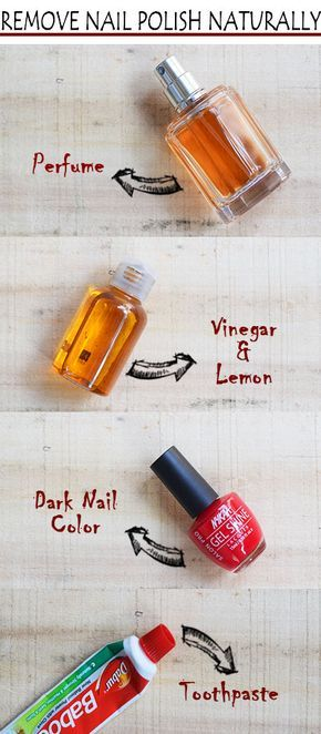 7 Best Ways To Remove Nail Polish Without Remover Nail Polish Remover Nail Polish Skin Care Secrets