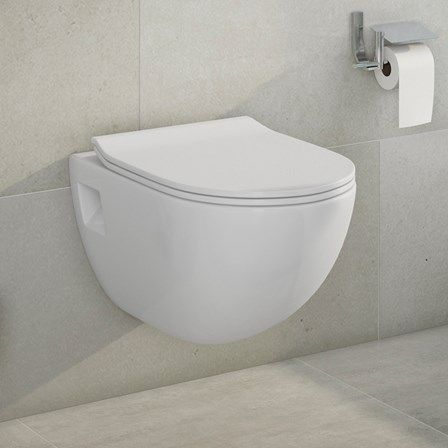Gallery Image Wall Hung Toilet Floating Toilet Small Toilet