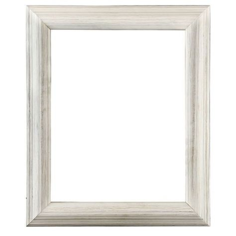 White Open Back Driftwood Frame By Studio Decor 16 X 20 Michaels Driftwood Frame White Picture Frames Painted Picture Frames