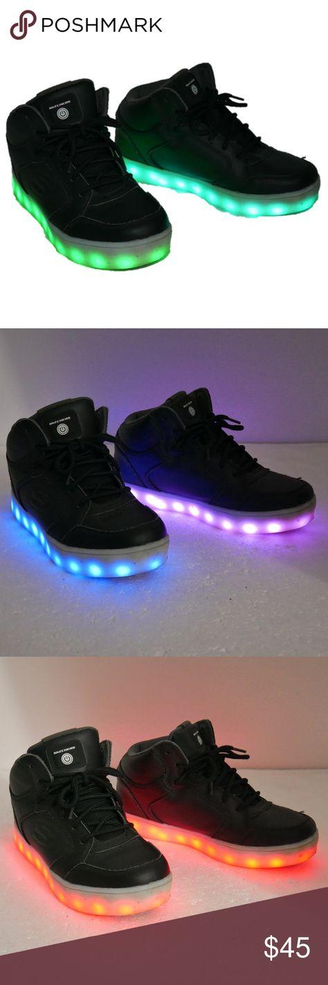 Skechers Energy Lights Boys 6 LED Light