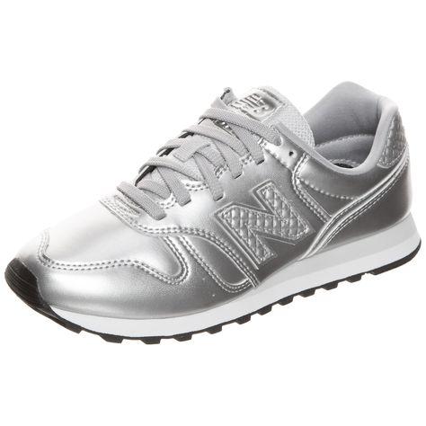 New Balance Sneaker 'WL373-B' Damen, Silber, Größe 36.5 in ...