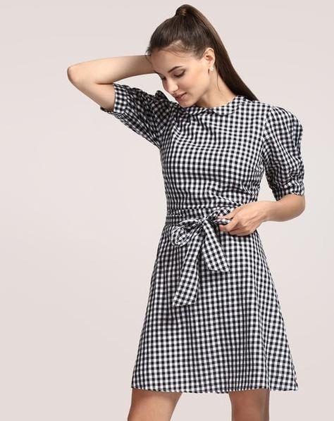 a11cd573d4 Hollie Embroidered Skater Dress Dresses