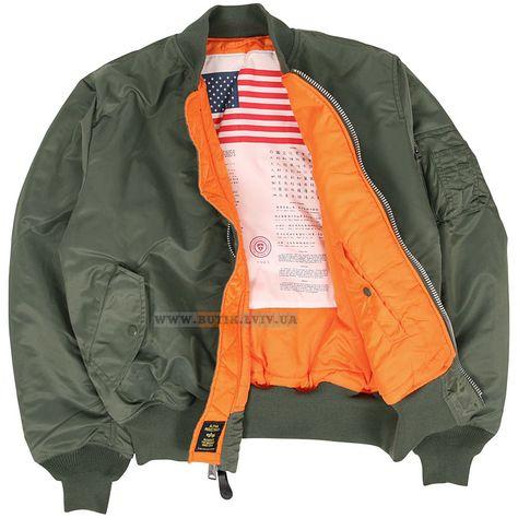 auf Industries Alpha куртки Pin Льотні HWEDI29