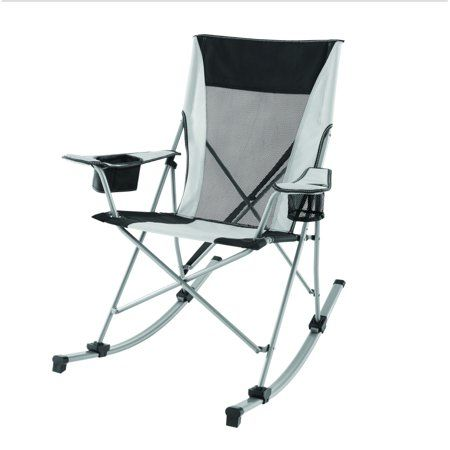 Astonishing Buy Ozark Trail Tension Rocking Chair At Walmart Com Machost Co Dining Chair Design Ideas Machostcouk