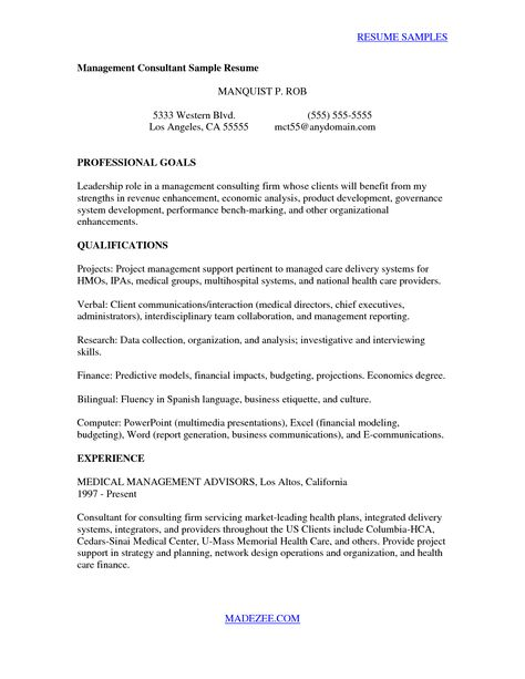 Writing a cover letter for consulting firm Learn the basics on - resume consulting