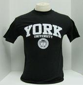 york university hoodie. t-shirt, york university bookstore. haha i have this! hoodie