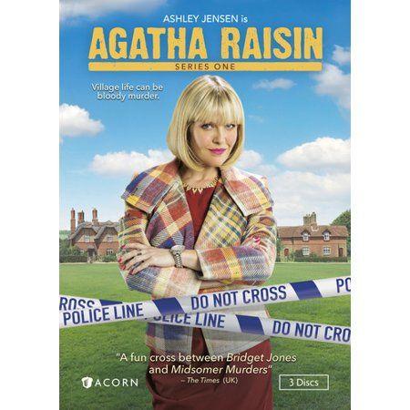 Movies Tv Shows In 2020 Agatha Raisin Series Agatha Raisin