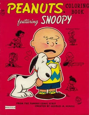 Lucy Coloring Book, 1972 | PEANUTS/RABANITOS | Pinterest | Coloring ...