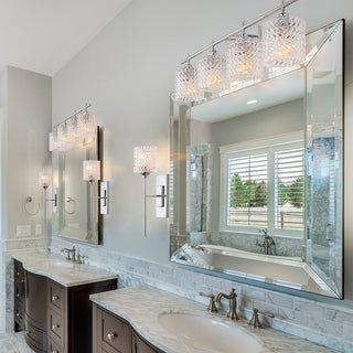 Bathroom Vanity Lights Crystal Bathroom Decor Vanity Lighting Modern Bathroom Lighting