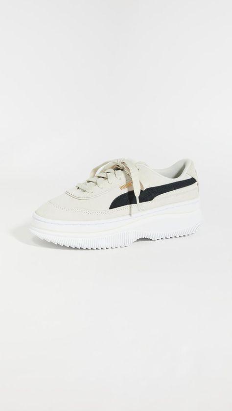 Puma Deva Suede Sneakers