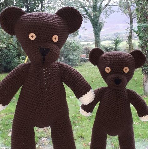List Of Pinterest Mr Bean Teddy Crochet Images Mr Bean Teddy