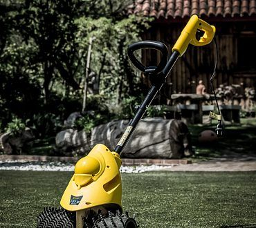 Electric Artificial Grass Power Brush Agm 141euk Lawn Broom Sweeper Artificial Grass Synthetic Turf Grass