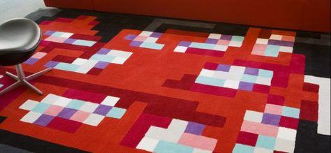 Alfombras para tu casa   Ejemplos de texturas y diseños