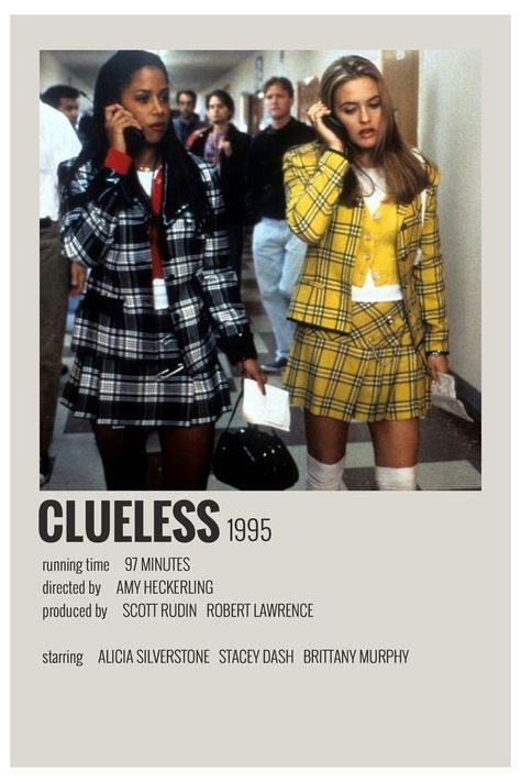 clueless film poster