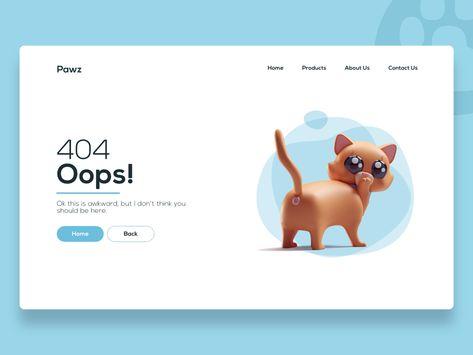 Cat Butt 404