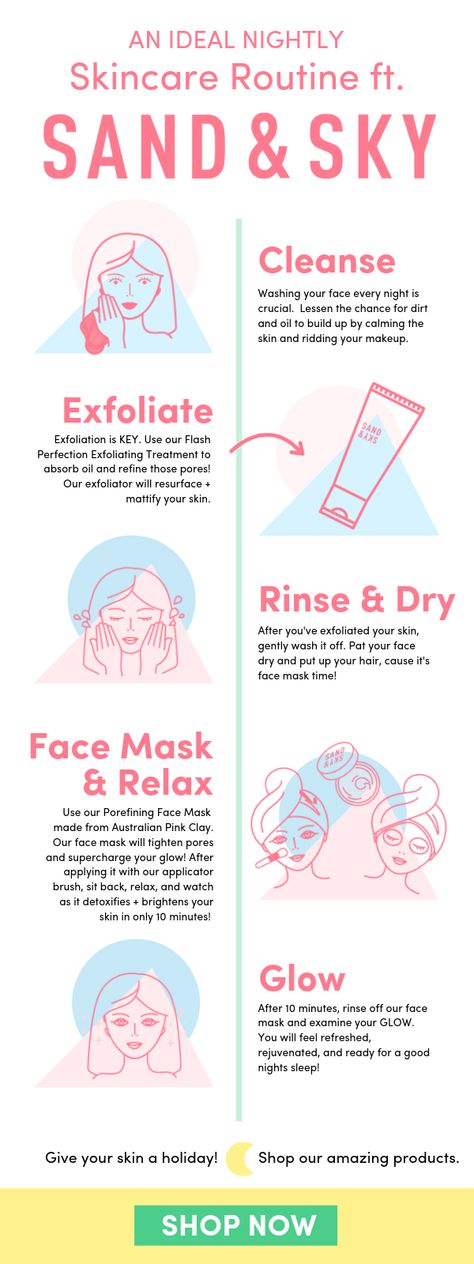 This award-winning Australian Pink Clay Mask detoxifies, brightens, and minimizes the appearance of pores in just 10 MINS! 🙅 Skip the 10-step routine, and try the multi-tasking mask that over half a million people swear by for REAL results.   ▶︎ www.sandandsky.com