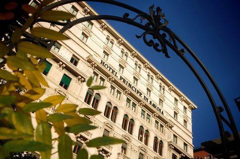 Milão: Hotel Principe Di Savoia