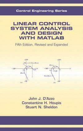 Pdf Linear Control System Analysis And Design Solutions Manual Read Online Ebook Linear Control System A Control System Sheldon Control Engineering