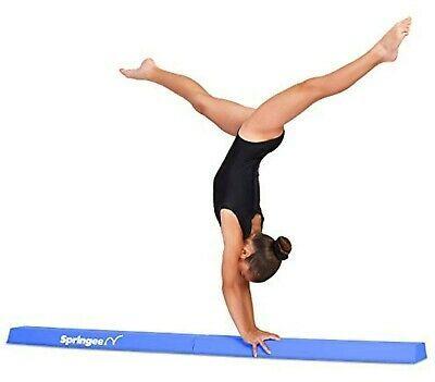 Advertisement Ebay Springee 6ft Vinyl Folding Gymnastics Balance