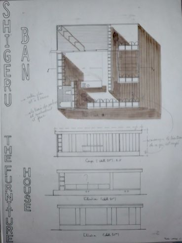 12 Best Furniture House Images On Pinterest | Shigeru Ban, Architecture And  Yamanashi
