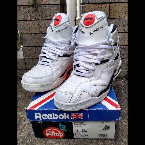 reebok pump shoes ebay - 59% OFF