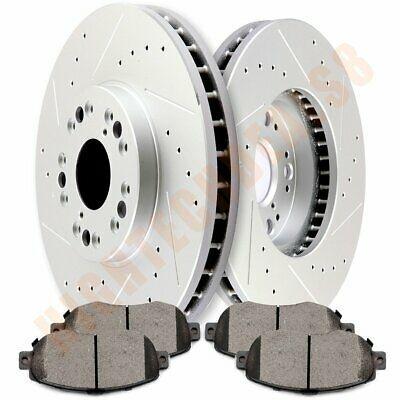 Front Brake Rotors For CHEVY MALIBU PONTIAC GRAND AM ALERO OLDSMOBILE CUTLASS