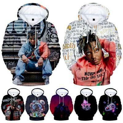 Mens Womens Dragon 3D Print Hoodie Sweatshirt Jacket Jumper Coat Pullover Tops