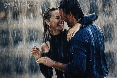 Dancing in the Rain...dealing with pain and relying on God