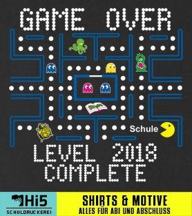 Abschlussmotiv Game Over Level Complete 243 Auf Deinem