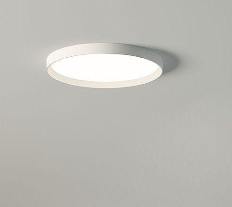 rund LED Deckenleuchte Polycarbonat UP Moderne aus IEW9DH2