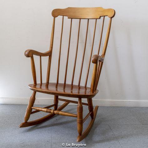 Rocking chair | achats en 2019 | Chaise à bascule, Chaise ...