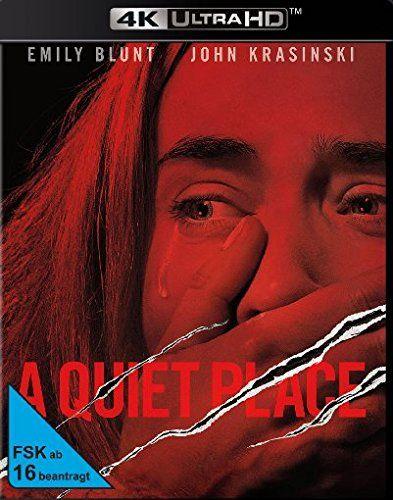 A Quiet Place 4k Ultra Hd Uhd Blu Ray Disc Filme Kostenlos Online Ganze Filme Horror Filme