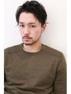 Theoscar Myong メンズ 髪型 ビジネス 髪型 メンズ 30代 髪型