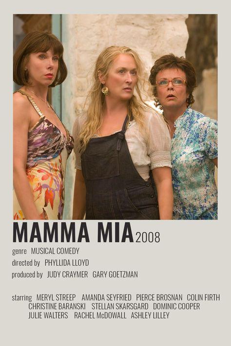 Mamma Mia by cari