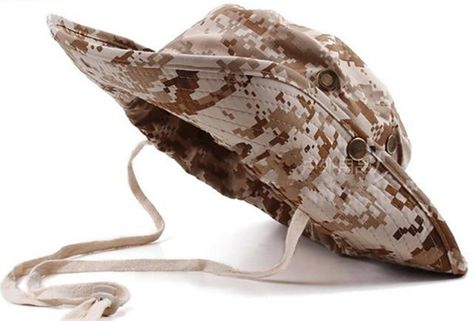 5669eb1373384 Multicam Tactical Airsoft Sniper Camouflage Bucket Boonie Hats Nepalese Cap  SWAT Army American Military Accessories Summer
