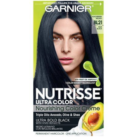 Beauty Hair Color For Black Hair Blue Black Hair Color Hair Color