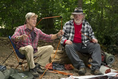 A Walk In The Woods Trailer Clips Images And Poster Robert Redford Walk In The Woods Thru Hiking