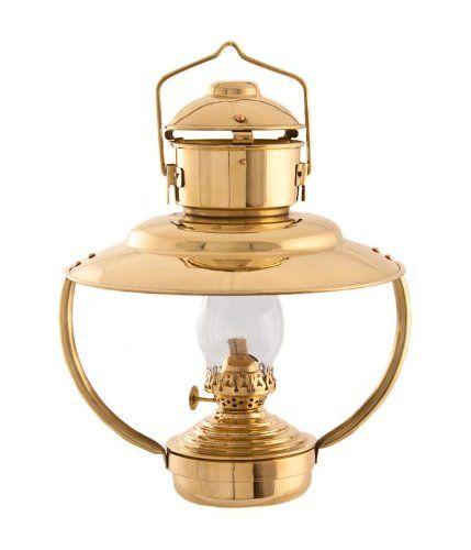 Brass Trawler Lamp Nautical Ships Lantern 10 Hanging Oil Lamps Local Home Store Oil Lamps Lamp Cabin Lamps