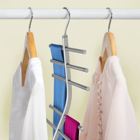 Home Closet Hangers Scarf Holder Scarf Rack