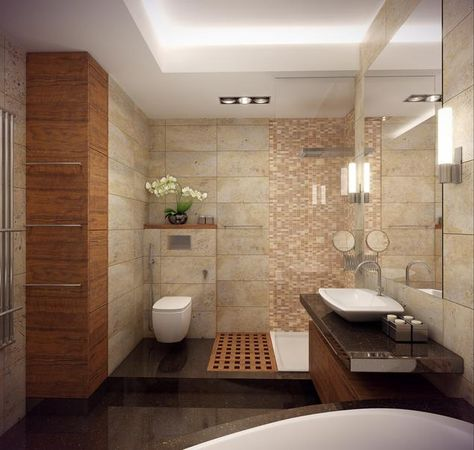 Znalezione obrazy dla zapytania aranżacja małej łazienki - fliesen für das badezimmer