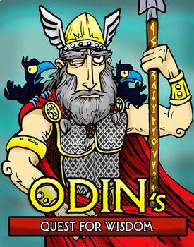 Odin S Quest For Wisdom Script Story A Tale From Norse Mythology Norse Mythology Norse Mythology